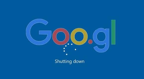 Google annonce l'abandon progressif de goo.gl, son raccourcisseur de liens