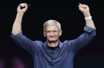 Apple : Tim Cook a doublé son salaire en 2014