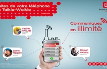 Ooredoo lance sa nouvelle solution «Push To Talk»