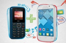 Mobilis lance son pack Duo ALCATEL